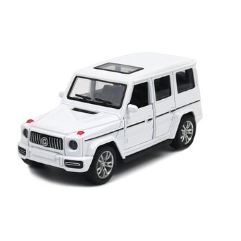 G63 Off-Road Alloy Car Model Cake Baking Children'S Toy Car Ornaments Professional Fashion Portable Fun image