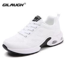 Женские спортивные кроссовки для бега Легкие уличные дышащая