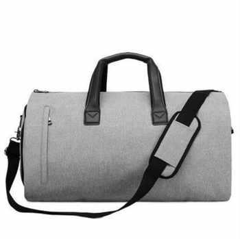 Sportiva Da Viaggio Carry on Attaccatura Valigia Abbigliamento Sacchetto di Affari Nuovo con Cinghia di Spalla Borsa ML-999