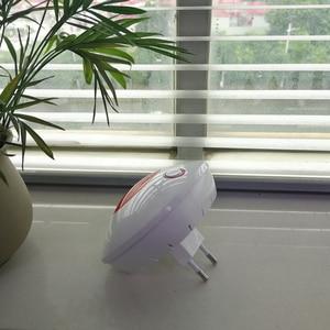 Image 2 - Wifi 433MHz kablosuz Strobe Siren ses ve ışık sireni 100dB için G50 W123 PG103 PG168 ev güvenlik WIFI GSM alarm paneli sistemi