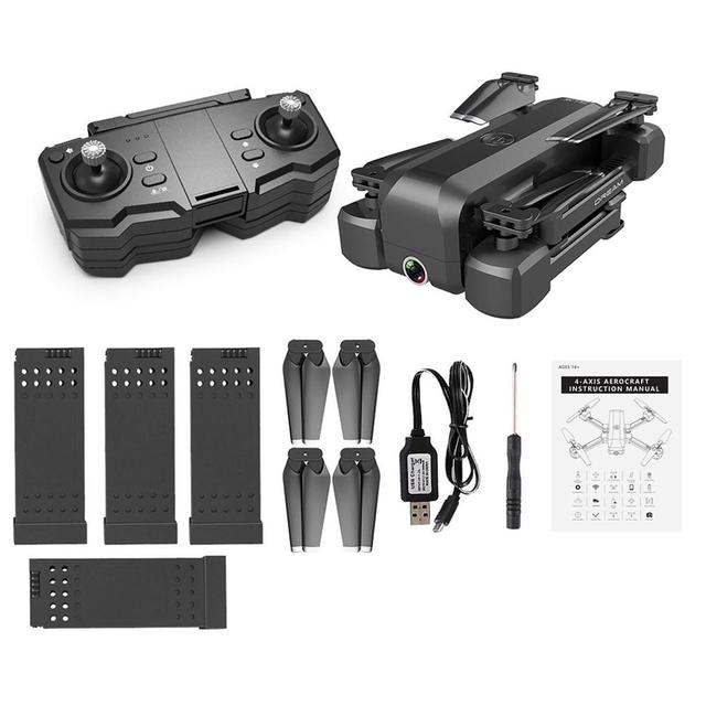SG706 HD 1080p Foam Box 4 batteries