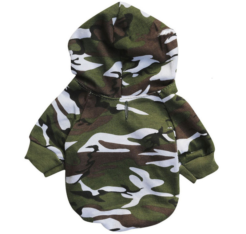 camo dog clothes