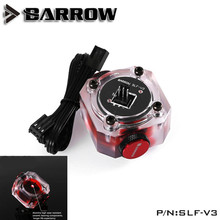 Barrow Water Cooling System Electronic Data
