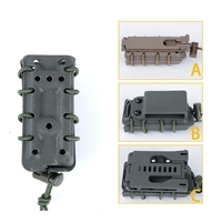 45APC Military Magazine Pouch Molle Magazine Pouch Hunting Airsoft Paintball Magazine Case
