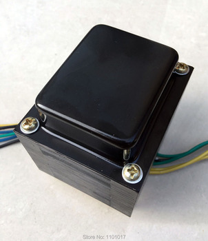 GreenS GS160PT 160W Finished Power transformer For 6P3P EL34 Tube Amplifier HIFI EXQUIS image