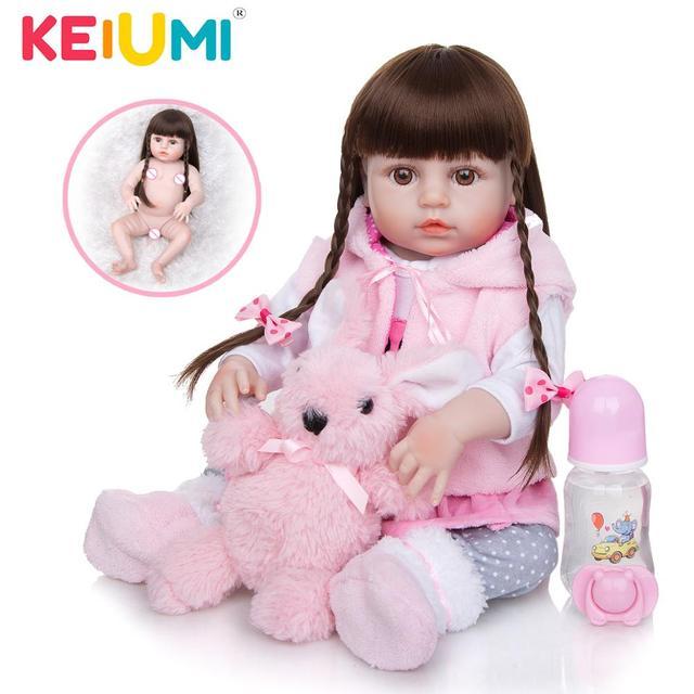 Кукла-младенец KEIUMI 19D53-C481-H104-S15-T59