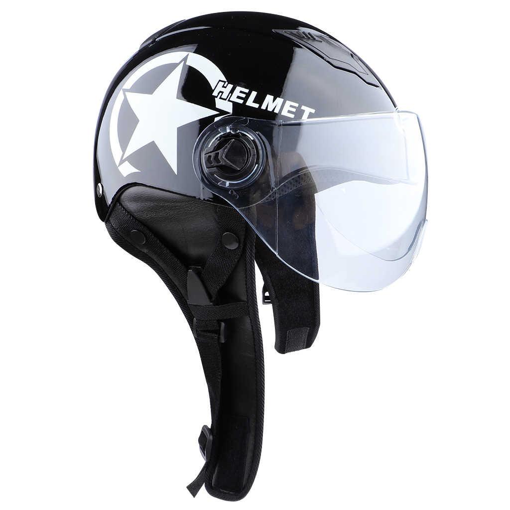 helmet single visor)