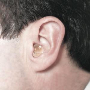 Image 4 - Jf1 melhor aparelhos auditivos cic digital aparelho auditivo amplificador de som no ouvido portátil invisível bateria sênior 312 dropshipping