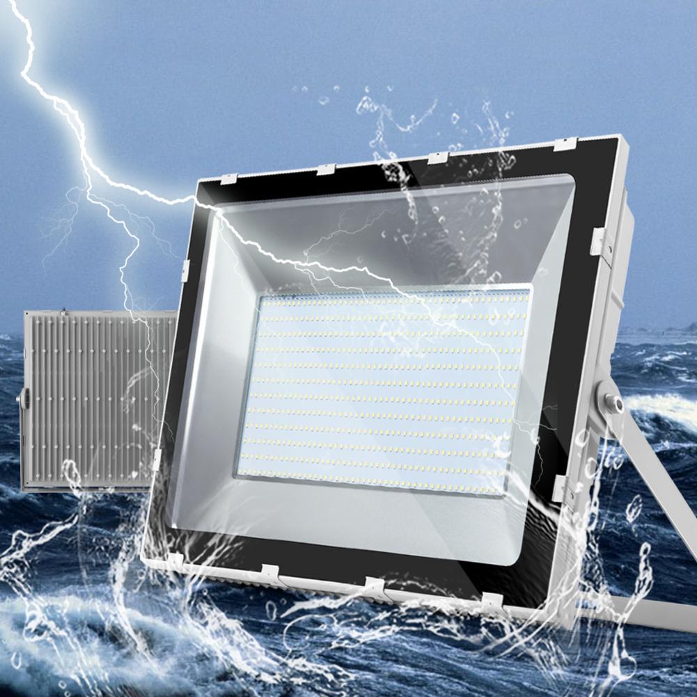 500W 220V Utrathin 5th Genreration LED Flood Light IP65 Waterproof Floodlight Outdoor Lamp