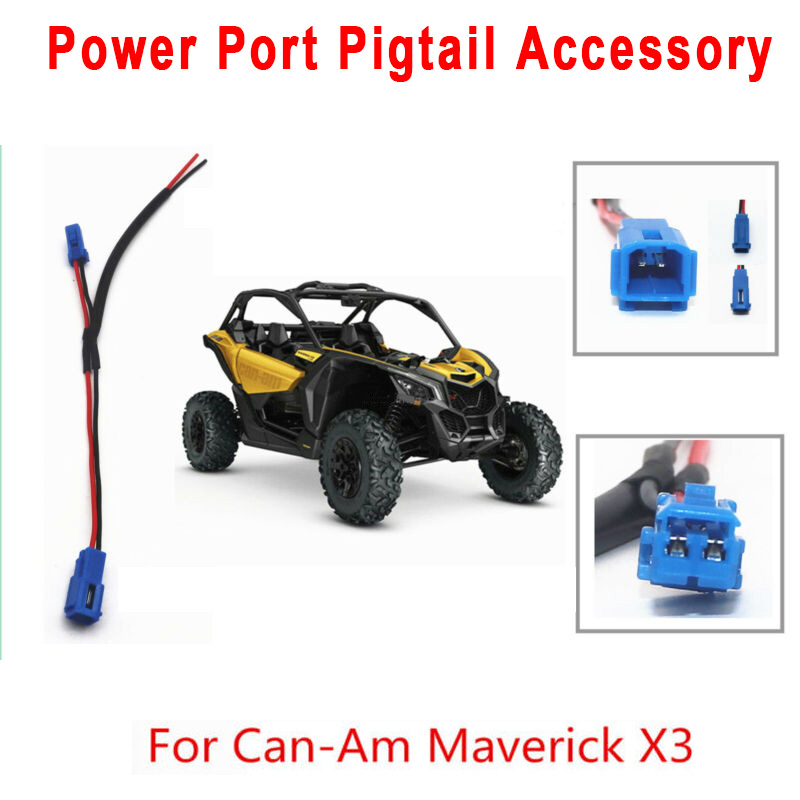 Can Am Power Port Maverick//Commander
