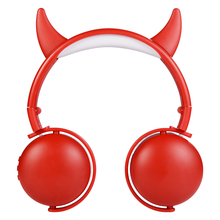 цена на Bluetooth Headphone Over-Ear Wired Wireless Headphones Foldable headset With Mic Children Gift for Mobile computer