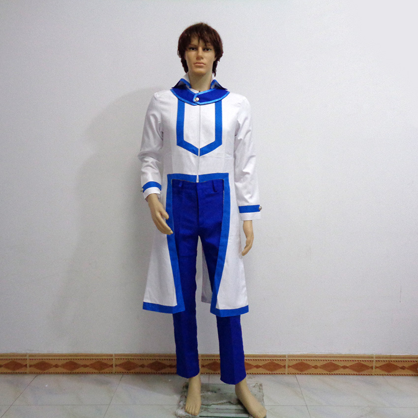 Yu-Gi-Oh GX Zane Truesdale Cos Christmas Party Halloween Pink Uniform Cosplay Costume Customize Any Size(China)