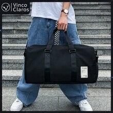 Bag Handbags Duffle-Bag Luggage Overnight-Organizer Weekender Travel Carry On Sport Quality