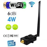 EDUP EP AB011 5Ghz 4W 802.11n Wireless Wifi Signal Booster Repeater Broadband Amplifiers for Wireless Router wireless adapter Wireless Routers Computer & Office -