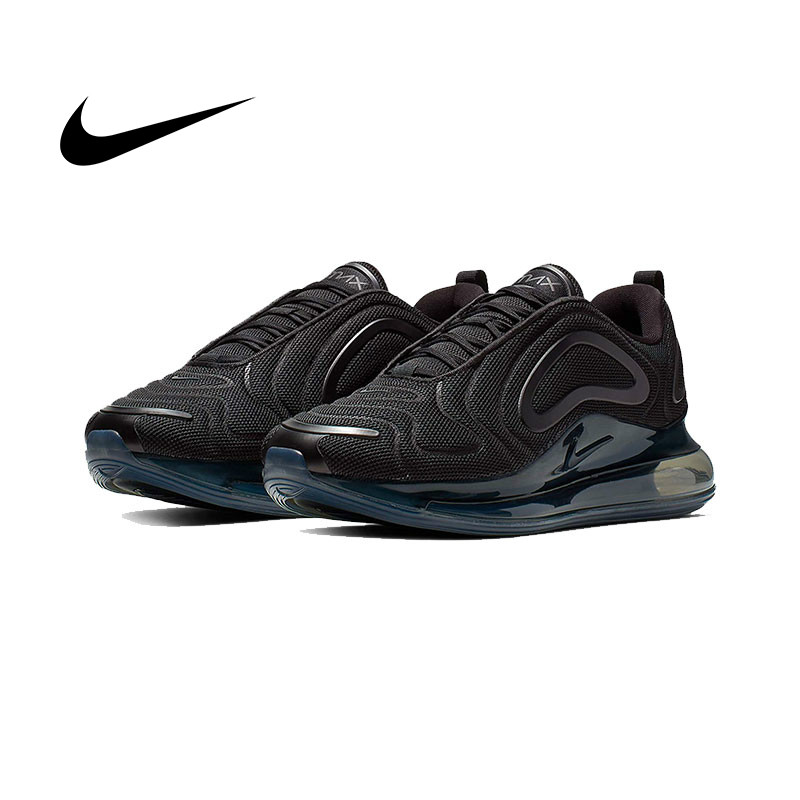 Original Authentic NIKE Air Max 720 Men's Running Shoes Sneakers Shock Absorbing Lightweight Durable 2019 New Arrival AO2924-007