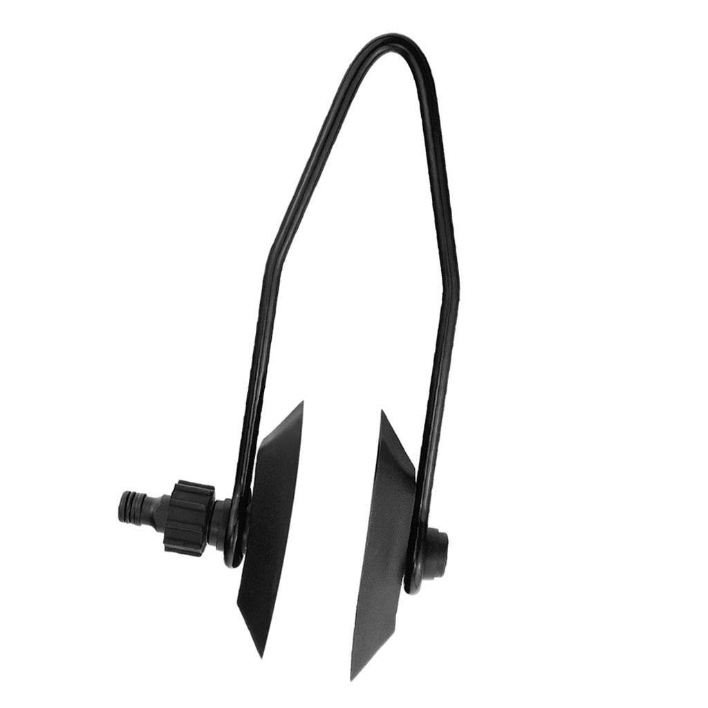 Universal Rectangular Ear Muff Motor Flusher Engine Flusher For Boat Flush Away Sand Salt Outboard For 16mm 5/8inch Pipe