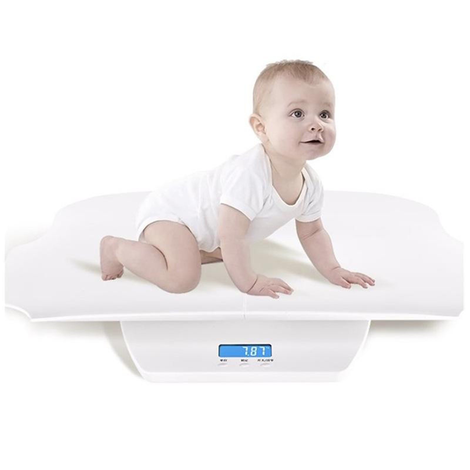 Multi-Function Baby Scale Puppies Infant Scale LCD Display Holding Function