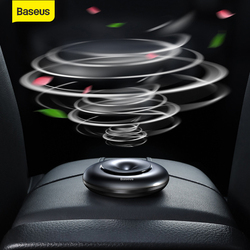 Baseus Car Air Freshener Alloy Lemon Aromatherapy Car Air Vent Fragrance Diffuser Car Interior Home Air Freshner Accessories