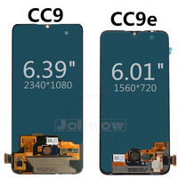 AMOLED LCD FOR Mi cc9 / MI 9 LITE LCD Display Touch Screen Digitizer Assembly Replacement FOR Xiaomi MI CC9e / MI A3 LCD