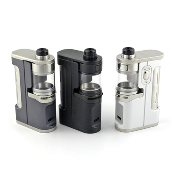 Dovpo – Cigarette électronique, Kit AIO, 60W, SBS Box MOD, système de bobine pontée OLED, VW VV TC, vs PARAMOUR