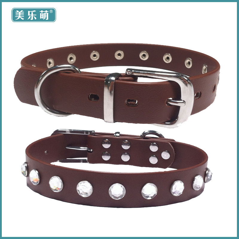 New Style Hot Selling Pet Supplies TPU Large And Medium-sized Dog Daily Use Neck Ring Hand Holding Rope Factory Price