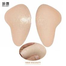 Hip-Pads Enhancer Butt-Lifter Buttock Transgender-Enhancing Fake Ass Silicone Shemale