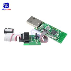 Image 3 - diymore Bluetooth Zigbee Emulator CC Debugger Programmer Protocol Analysis Debugger CC2540 CC2531 Programming Connector Module