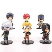 Boxed Naruto-Figure I-Love-Rokakashi Model PVC Doll-Sasuke Collectible-Toys Garage-Kit