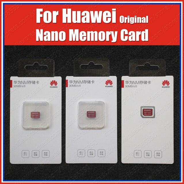 90 메가바이트/초 기존 화웨이 나노 메모리 카드 128GB 256GB NM 카드 P40 Pro Plus Lite Mate xs Mate30 Pro MatePad P30 Pro Mate20 Pro X
