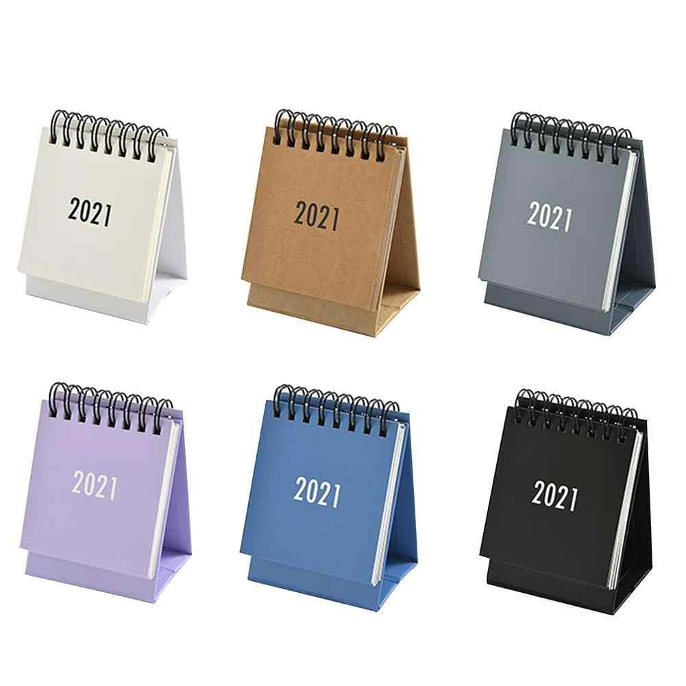 2020 2021 Desk Calendar Desktop