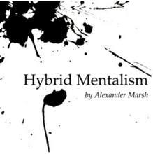 Alexander marsh-mentalismo híbrido-truques de magia
