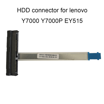 Computer cables HDD Connector for lenovo Y7000 Y7000P Y530 Y540 BY515 NBX0001M410 NBX0001M400 SATA Hard Drive Adapter cable sale 00ur835 sc10k04563 hard drive hdd cable connector for lenovo thinkpad p50 p51 dc02c007c10