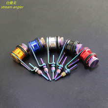 various colors new line knot machine with knots GT PR FG ocean fishing tool fishing bobbin knot