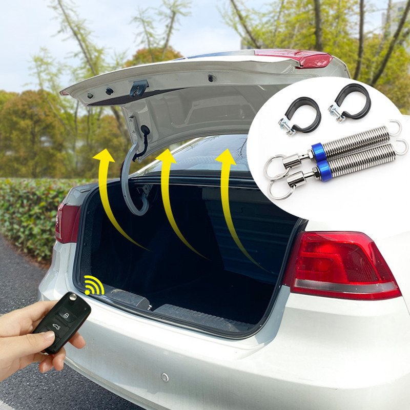 Dispositivo de elevação da tampa do porta-malas, dispositivo de abertura do porta-malas automotivo com mola para kia k2 k3 k5 k4 k7 sportage ceed picanto cerato forte sorento rio soul opcional spectra