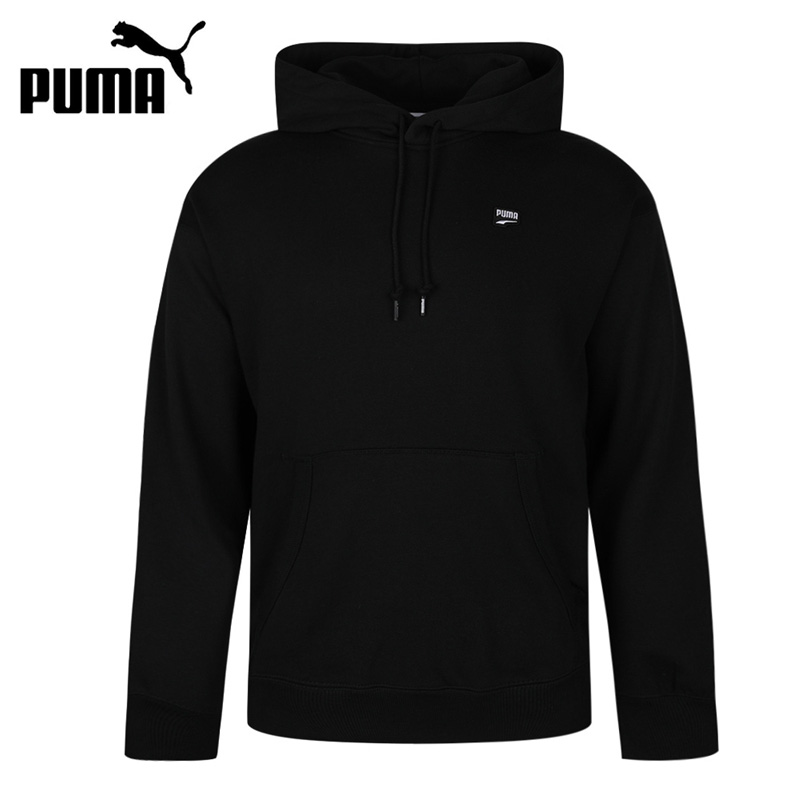 Original New Arrival  PUMA Downtown PO Hoody Men's Pullover Hoodies Sportswear