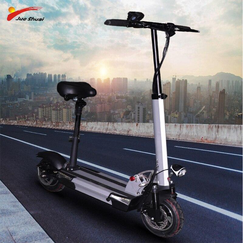 Trottinette électrique 45 KM/H 48V 500W E batterie de trottinette 95 KM planche à roulettes électrique Patinete Electrico Adulto trottinette électrique escooter