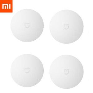 Image 1 - Originale Xiaomi Wireless Interruttore di Casa Centro di Controllo Intelligente Multifunzione Interruttore di Casa Intelligente di Controllo Accessori del Dispositivo