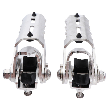 Highway Pegs Footpegs For BMW R1200GS LC Pipes Triumph Tiger Explorer