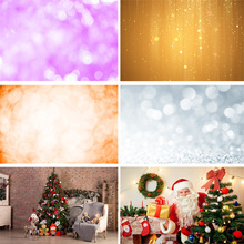 цена на Vinyl Custom Photography Backdrops Prop Christmas Theme Photography Background  191106WL-01