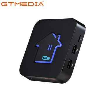 цена на G2 Android TV Box 2GB RAM+16GB ROM TV Box , WiFi 2.4G/5G, 3D Ultra HD 4K Smart TV Box Support watch netflix in HD Android TV Box