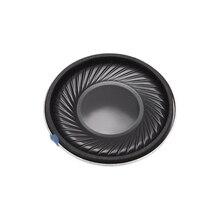 Uxcell-haut-parleur magnétique bricolage 1W 8 Ohm | Haut-parleur de remplacement de forme ronde de 28mm pour équipement Audio-visuel domestique