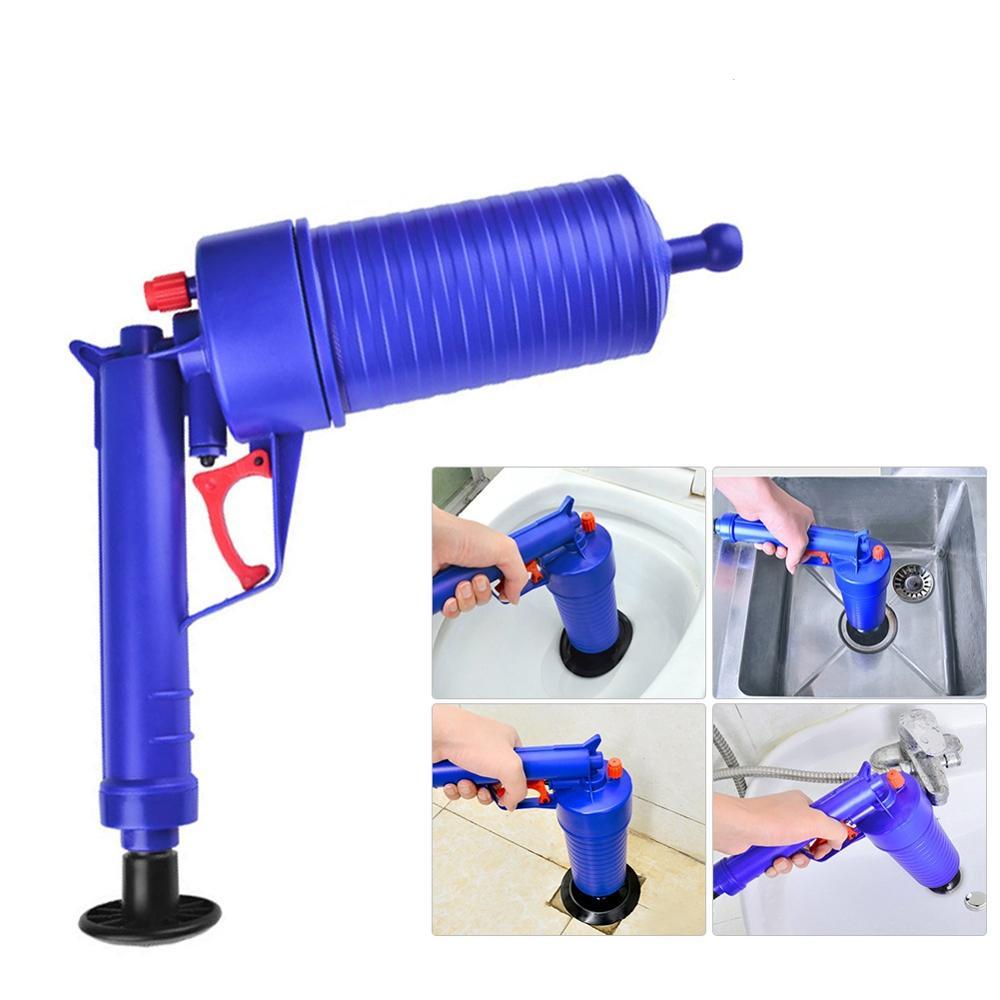 Dredge Stecker Luftpumpe Druck Rohr Toilette Kolben Ablauf Reiniger Kanalisation Waschbecken Blockiert Blockade Becken Pipeline Verstopft Entferner
