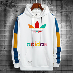 New Autumn Men's Sets hoodies Adidas Harajuku Sport Suits Casual Men/Women Sweatshirts Tracksuit 2020 Brand Sportswear