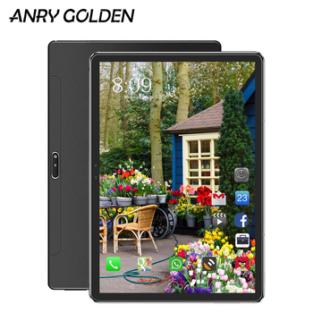 цена на ANRY Type-C Tablet 11.6 Inch Android 8.1 4G LTE Phone Call Tablet Pc IPS 1920*1080 32/64/128GB ROM Dual Sim GPS Screen Game Tab