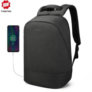 Image 1 - Travel Male Mochila School Backpack with USB Charging Port for Women Men Student Bag Bookbag Fits 15.6 Inch Laptop and Notebook