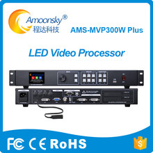 Bangladesh full color led video wall use mvp300w plus wireless led display controller for p3 led video wall led screen events