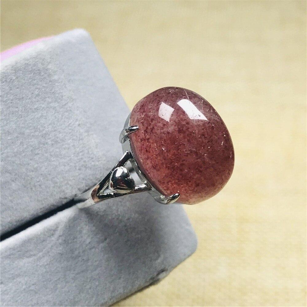 Strawberry Quartz Ring (15)