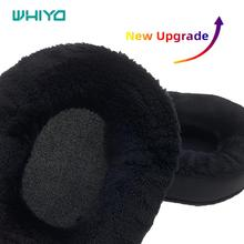 Whiyo substituição almofadas para turtle beach earforce px22 fones de ouvido almofada veludo earpad copos capa capa capa manga