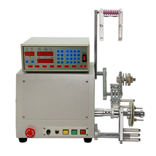 LY 810 Computer Automatic Coil Winder Winding Machine for 0.03 to 1.2mm wire 400W 1pcs high quality new nz 2 manual automatic coil hand winding machine winder usg