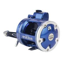 HobbyLane Fishing Reel New Drum ACL with Counter Full Metal Bearing Stainless Steel Vessel Spinning Hot Sale